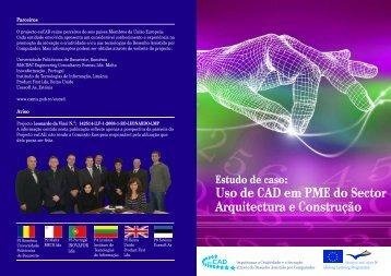 Uso de CAD em PME do Sector Arquitectura e Construção