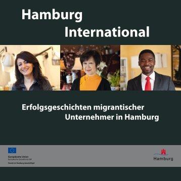 Hamburg International - Unternehmer ohne Grenzen