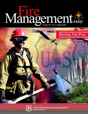 Fire Management Today 62(2) - USDA Forest Service