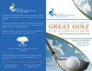 GREAT GOLF - Ruth Rales Jewish Family Service