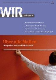 Ausgabe 4/11 - Bayern - Adventisten