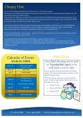 Newsletter March 2013 - Coolum Beach Christian College - Page 3