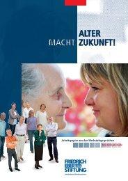 Alter macht Zukunft! - Bibliothek der Friedrich-Ebert-Stiftung