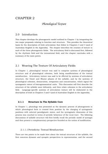 part 1 - International Systemic-Functional Linguistics Association