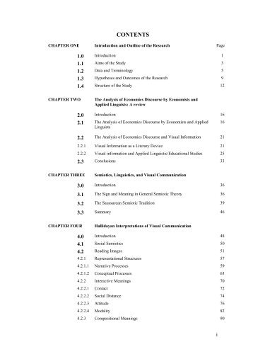 contents - International Systemic-Functional Linguistics Association