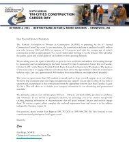 Kennewick, WA Sponsorship Letter