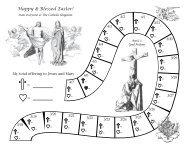 Catholic Kingdom's Lenten Path 2012 - the Catholic Kingdom!