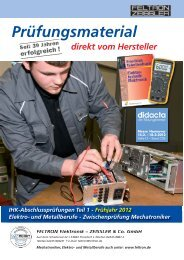 NEU - FELTRON Elektronik - ZEISSLER