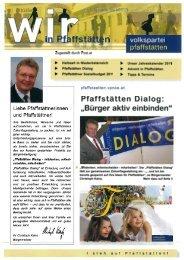 Ausgabe Dezember 2010 (515 kB) - Volkspartei Pfaffstätten