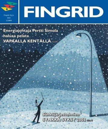 1/2004 - Fingrid
