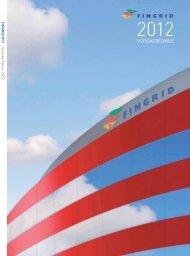 Vuosikertomus 2012 - Fingrid