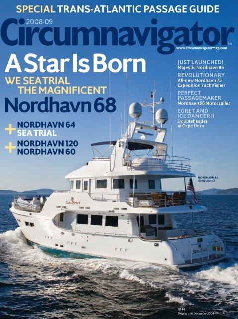 Circumnavigator - Nordhavn com