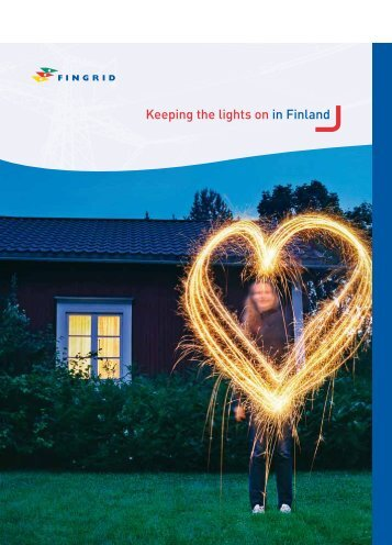 Keeping the lights on in Finland - Fingrid