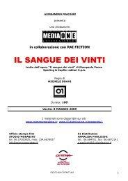 pbook IL SANGUE DEI VINTI_CINEMA - mimmomorabito.it