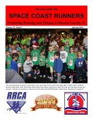 January - Space Coast Runners