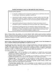 Finanšu instrumentu veidu un tiem piemītošo risku apraksts - DNB