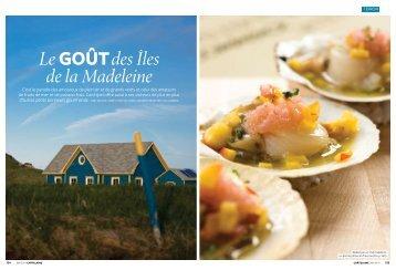 Télécharger le fichier - Tourisme aux Îles de la Madeleine