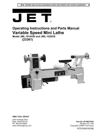 Variable Speed Wood Lathes Draper Tools