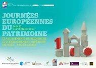 Télécharger le programme en PDF - Université Lille Nord de France
