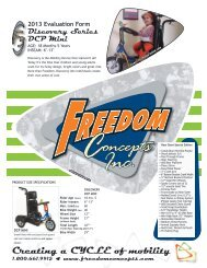 DCP Mini - Freedom Concepts