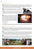 FESTIVALER FESTIVALS FESTIVALS - Valdres - Page 4