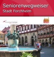 Seniorenwegweiser - Forchheim