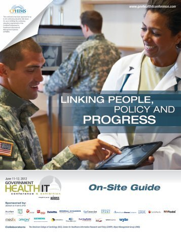 Online Guide now available - Government Health IT Conference ...
