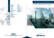 Ingénierie de la construction - Artelia