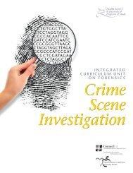Crime Scene Investigation - CASN