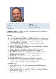 Jan Albert Rispens - Bellis, Arbeitsgemeinschaft für ...