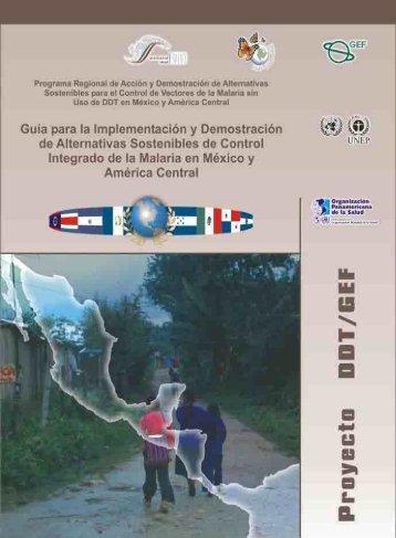 Guía para la implementación Proyecto DDT - GEF - BVSDE