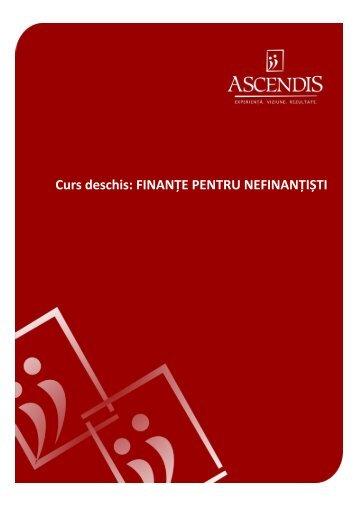 Finanțe pentru nefinanțiști