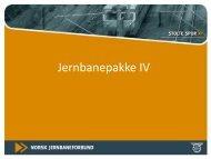 Amanda Eldnes - Jernbanepakke IV - Nei til EU