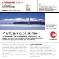 faktaark 02 2013.pdf - Nei til EU