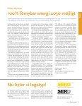 förnybar energi - Sero - Page 7