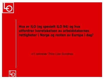 Trebuchet MS - Nei til EU