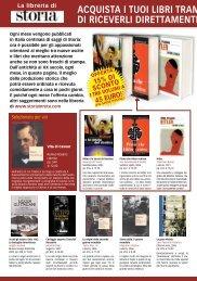 acquista i tuoi libri tramite storia di riceverli ... - Storia In Rete