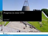 Progress in rotor CFD