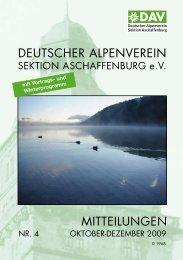 Wir buchen – Sie genießen! - Alpenverein-Aschaffenburg.de