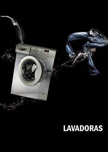 LAVADORAS - Instalaciones Bertomeu