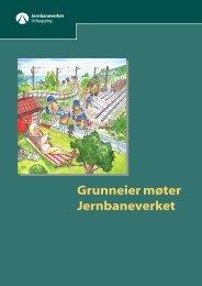 Grunneier møter Jernbaneverket