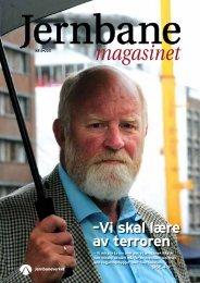 Jernbanemagasinet nr 6-2011 - Jernbaneverket