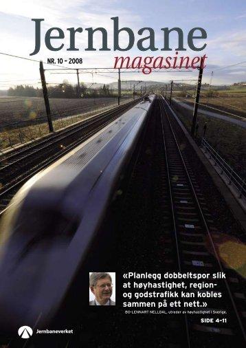 Nr. 10 – 2008 - Jernbaneverket