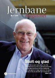 Nr. 6 – 2008 Stolt og glad - Jernbaneverket