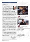 Nr. 6 – 2008 Stolt og glad - Jernbaneverket - Page 2
