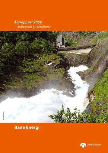 Bane Energi - Jernbaneverket