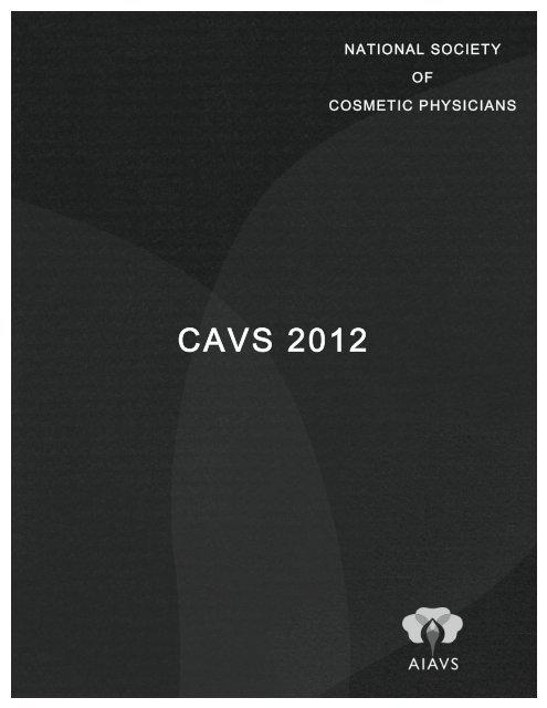 CAVS 2012 Agenda 10-11-12 - Urogyn.org