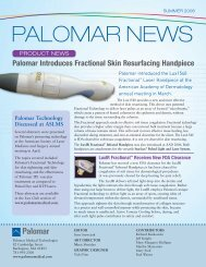 PALOMAR NEWS - Urogyn.org