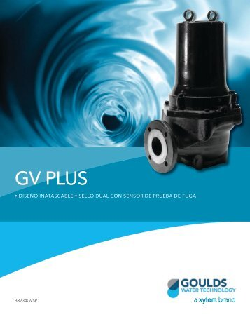 GV PLUS - Depco Pump Company