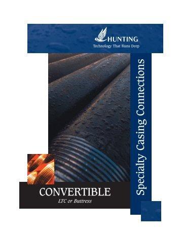 TKC Convertible LTC Brochure (4.9mb) PDF - Hunting Energy ...